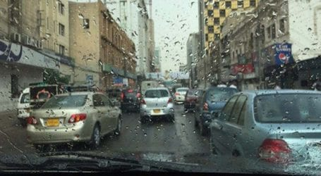 PMD forecasts drizzling across country