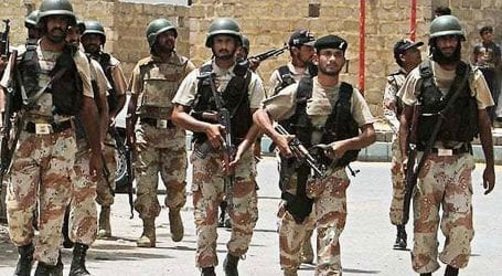 Rangers arrest 21 suspects in raids
