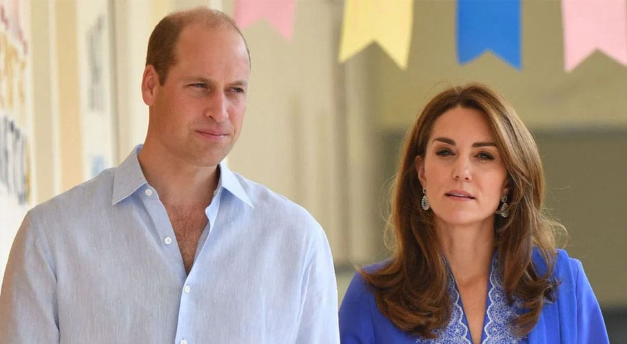 Royal Tour: William, Kate met an unexpected turbulence