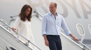 Royals visit Pakistan: Prince and Princess reach Islamabad