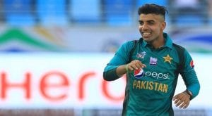 Shadab Khan to play Surrey next season T20 Blast