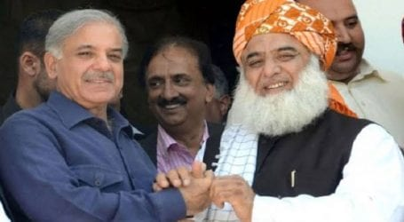 Anti-govt march: Shehbaz Sharif meet JUI-F chief in Lahore today