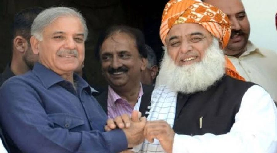 Anti-govt march: Shehbaz Sharif meets JUI-F chief in Lahore today