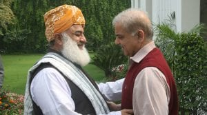 Anti govt march: Shehbaz Sharif, JUI-F Chief to meet today