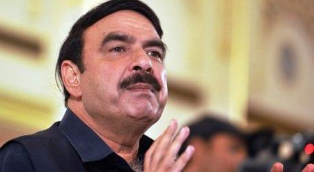 Sheikh Rasheed claims plea bargain underway in Zardari's case