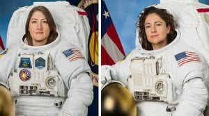 NASA schedules all-female spacewalk for today