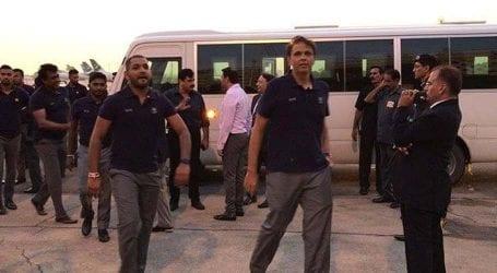 Sri Lanka thanks Pakistan for great security measures