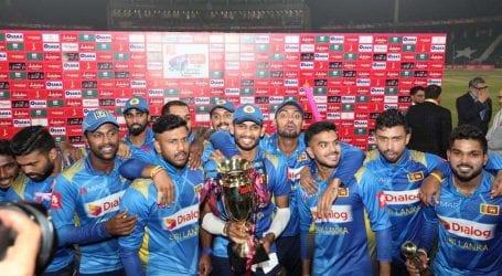 Sri Lanka beat Pakistan by 13 runs in 3rd T20I