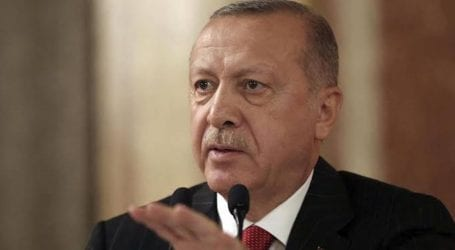 Turkish President extends condolences to 'Tezgam fire' victims