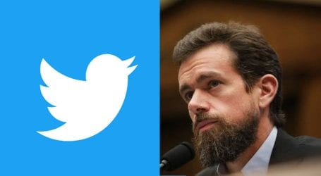 No more political advertising on Twitter, says CEO Dorsey
