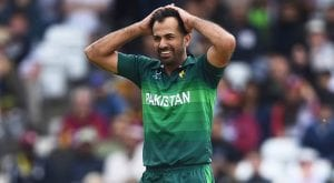 Pakistan can defeat Australia with aggression, Wahab Riaz