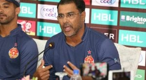 Not Enough Opportunities for Youngsters, Waqar Younis