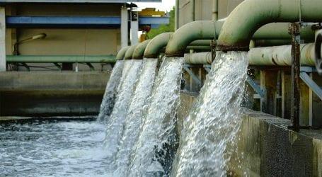 MD Karachi water and sewerage board briefs NAB team