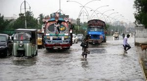 Different parts of country to receive rain, thunderstorm