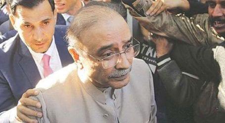 Zardari's health condition worsens as platelet count drops