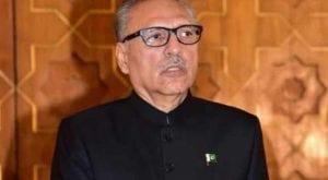 President Alvi