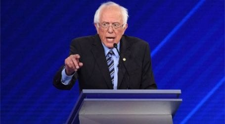 US presidential candidate Bernie Sanders suffers heart attack