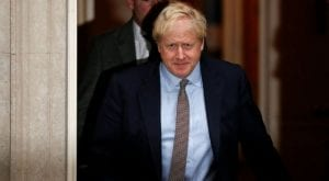 British PM Johnson