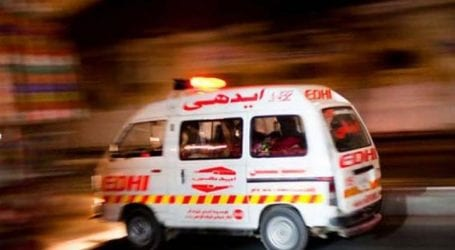 Road mishap kills four in Dera Ismail Khan