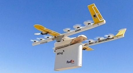 Google completes first drone delivery in the US