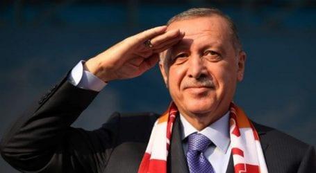Turkish President named as world's popular Muslim leader: Gallup survey