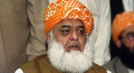 Fazl adamant to hold 'Azadi March' on October 27