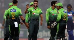 Pakistan to play against Sri Lanka in Lahore today