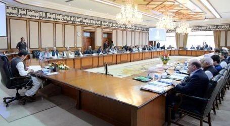 PM apprises federal cabinet on UN visit