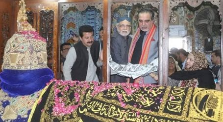 Sindh Governor inaugurates annual urs of Shah Abdul Latif Bhitai
