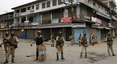 Indian troops arrest 15 Kashmiris on fake charges in IOJK