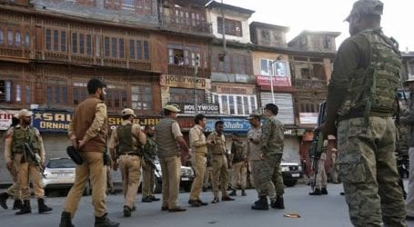 Curfew continues for 131th consecutive day in IOK