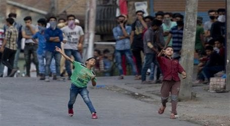 144 minors detained in Indian-occupied Kashmir: report