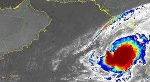 Another cyclonic storm 'Maha' develops in Arabian Sea