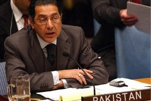 UN heads' visit will promote Pakistan's vital role for peace: Akram