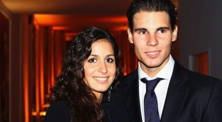 Tennis star Rafael Nadal is now married