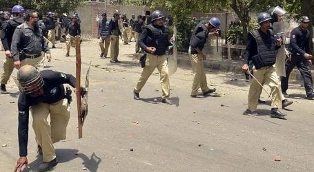 Over 214 police personnel test positive for COVID-19 in Karachi