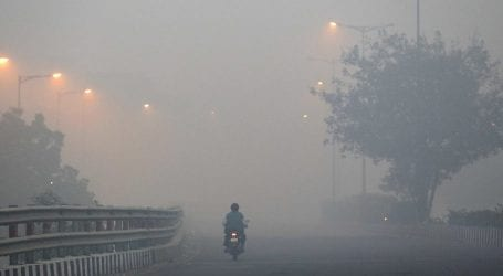 Lahore ranked 10th most polluted city of the world
