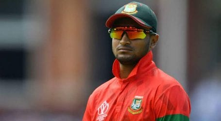 Bangladesh captain Shakib banned for two years