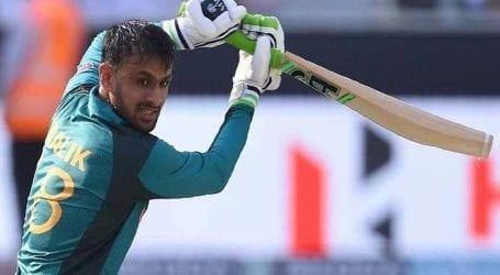 Shoaib Malik joins 9,000 runs club in T20 cricket