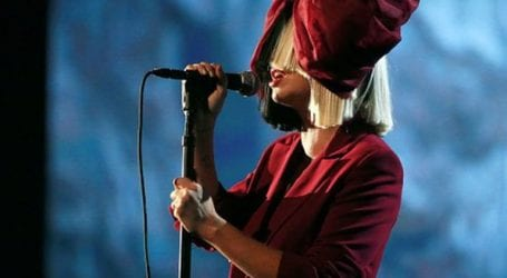 Pop star Sia reveals battle with chronic pain disorder