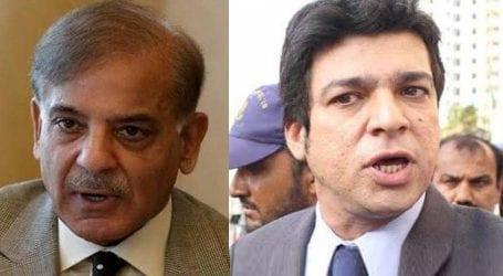 SHC dismisses Shehbaz Sharif's petition against Faisal Vawda