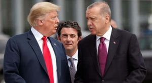 US approves tough sanctions on Turkey over Syria