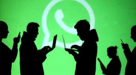 WhatsApp sues Israeli firm NSO over cyberespionage