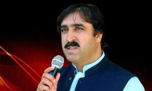 Minister opens dam in Balochistan