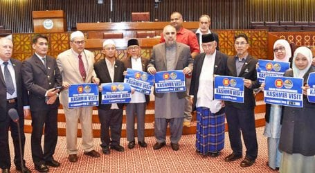 IoK issue: ASEAN to set up Kashmir Advocacy Group