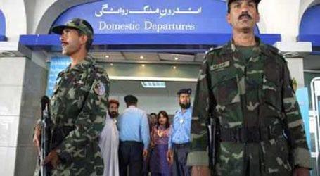 ASF foils drug smuggling bid at Islamabad International Airport