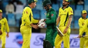 Pakistan to face Australia today in 3rd T20I