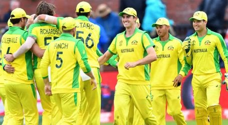 Australia beat Pakistan by 10 wickets in third T20