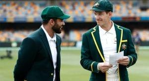 Australia bat first in day-night Adelaide Test against Pakistan