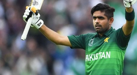 Babar Azam becomes 5th Pakistani captain to win debut Test series